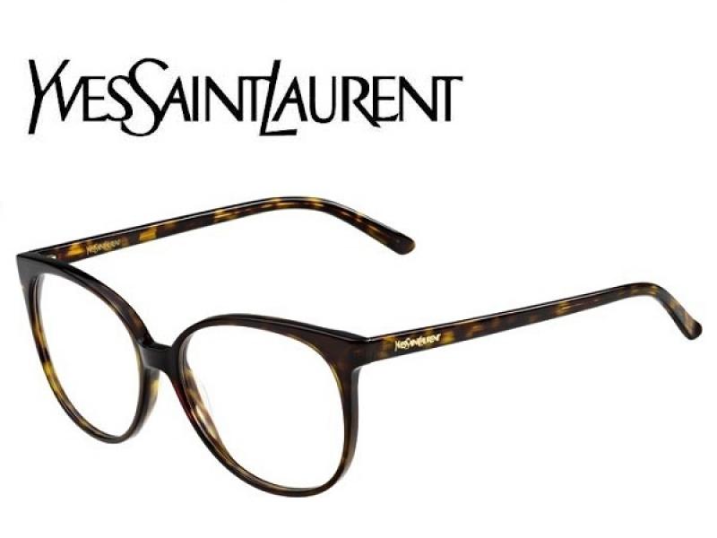 Montures lunettes yves saint laurent